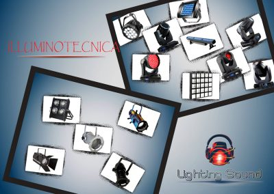 lighting-sound-collage-illuminotecnica-proiettori