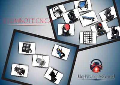 lighting-sound-collage-illuminotecnica-proiettori-tablet